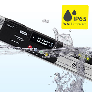 IP65 Splashproof Level
